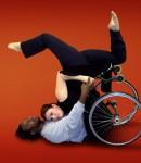 Interpretavive Dance featuring a man in a wheelchair